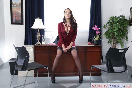 segretaria sexy immagine 13