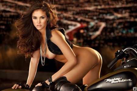 Jaclyn Swedberg motociclista sexy immagine 11