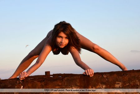 Mi eccita Arlene V. immagine 6